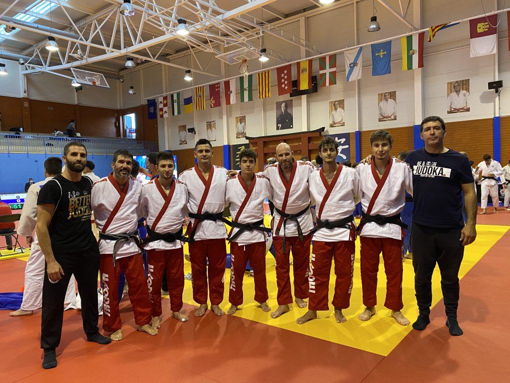 Liga nacional de judo